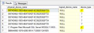 DPM screwing backups